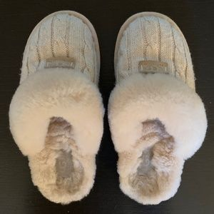 UGG Shoes - Women's Knit Ugg Slippers
